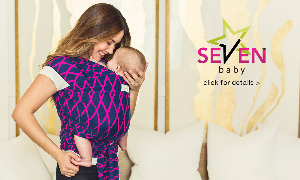 Our no fuss pouch sling is ideal in helping mom adjust to life with a new baby in no time, and our unique, bold prints are perfect for moms who want to stand out!